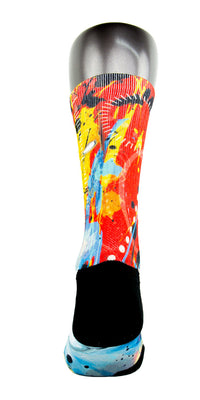 Ironman CES Custom Socks - CustomizeEliteSocks.com - 4