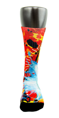 Ironman CES Custom Socks - CustomizeEliteSocks.com - 2