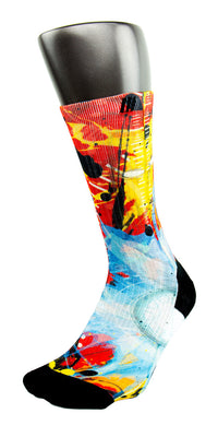Ironman CES Custom Socks - CustomizeEliteSocks.com - 3