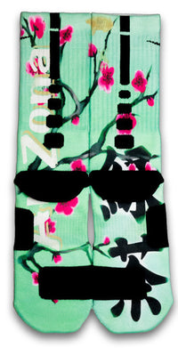 Arizona Green Tea Custom Elite Socks - CustomizeEliteSocks.com - 3
