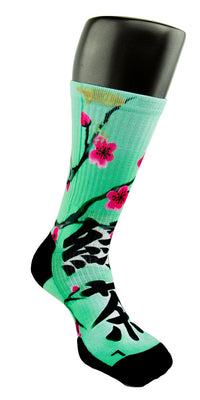 Arizona Green Tea CES Custom Socks - CustomizeEliteSocks.com - 5