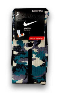 Army Camy Pro Custom Elite Socks - CustomizeEliteSocks.com - 1