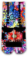 Austin Powers Custom Elite Socks - CustomizeEliteSocks.com - 2