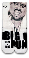 Big Pun Custom Elite Socks - CustomizeEliteSocks.com - 1