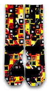 Boxed Out Custom Elite Socks - CustomizeEliteSocks.com - 3