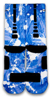 Colon Cancer Custom Elite Socks - CustomizeEliteSocks.com - 3