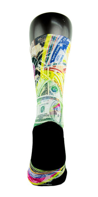Dead Presidents CES Custom Socks - CustomizeEliteSocks.com - 4