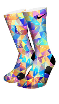 Diamond Custom Elite Socks - CustomizeEliteSocks.com - 4