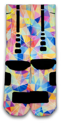 Diamond Custom Elite Socks - CustomizeEliteSocks.com - 3