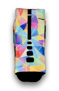 Diamond Custom Elite Socks - CustomizeEliteSocks.com - 2