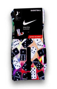 Domino FX Custom Elite Socks - CustomizeEliteSocks.com - 1