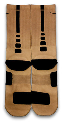 Domo Custom Elite Socks - CustomizeEliteSocks.com - 2