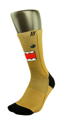 Domo CES Custom Socks - CustomizeEliteSocks.com - 3