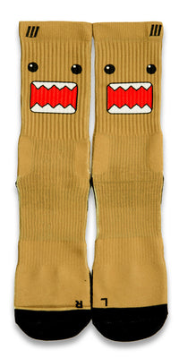 Domo CES Custom Socks - CustomizeEliteSocks.com - 1