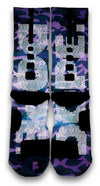 Dope Custom Elite Socks - CustomizeEliteSocks.com - 3