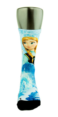 Frozen CES Custom Socks - CustomizeEliteSocks.com - 2