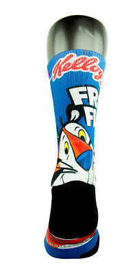 Frosted Flakes CES Custom Socks - CustomizeEliteSocks.com - 4