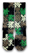 Hidden Shot Custom Elite Socks - CustomizeEliteSocks.com - 2