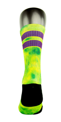 Hulk CES Custom Socks - CustomizeEliteSocks.com - 4