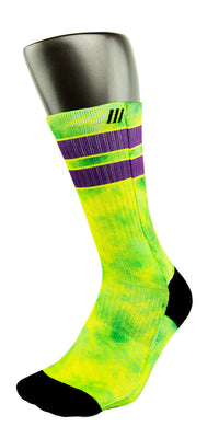 Hulk CES Custom Socks - CustomizeEliteSocks.com - 3