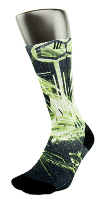 Hyper Flight X-Ray CES Custom Socks - CustomizeEliteSocks.com - 3