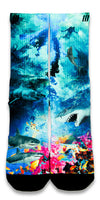 Into The Deep CES Custom Socks - CustomizeEliteSocks.com - 1