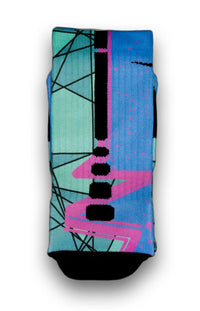 KB Low EM Custom Elite Socks - CustomizeEliteSocks.com - 1