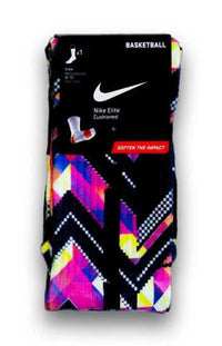 Kaleido Xffects Custom Elite Socks - CustomizeEliteSocks.com - 1
