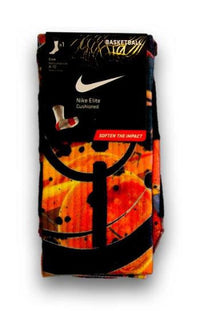System 8 Challenge Red Custom Elite Socks - CustomizeEliteSocks.com - 1