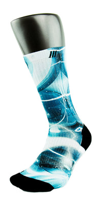 Light Speed CES Custom Socks - CustomizeEliteSocks.com - 3