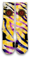Lion Head Custom Elite Socks - CustomizeEliteSocks.com - 2