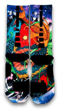 Metamorphosis Custom Elite Socks - CustomizeEliteSocks.com - 3
