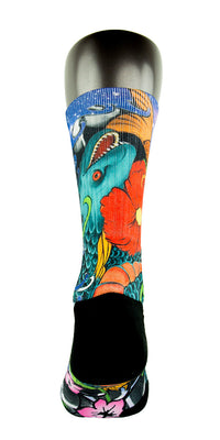 Metamorphosis CES Custom Socks - CustomizeEliteSocks.com - 4