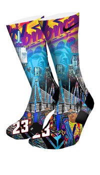 The Empire City Custom Elite Socks - CustomizeEliteSocks.com - 4