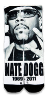 Nate Dogg CES Custom Socks - CustomizeEliteSocks.com - 1