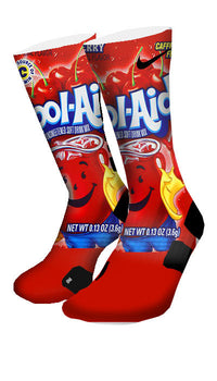 Kool Aid Custom Elite Socks - CustomizeEliteSocks.com - 4