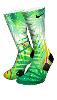 Palms Custom Elite Socks - CustomizeEliteSocks.com - 4