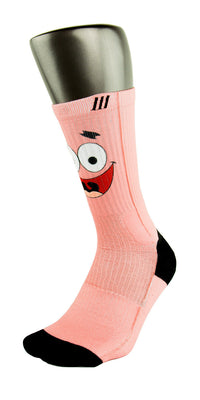 Patrick CES Custom Socks - CustomizeEliteSocks.com - 3