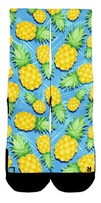 Pineapple Express CES Custom Socks