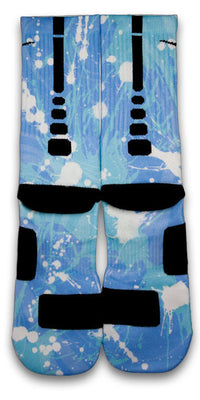 Prostate Cancer Custom Elite Socks - CustomizeEliteSocks.com - 3