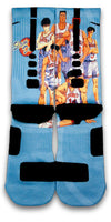 Slam Dunk Custom Elite Socks - CustomizeEliteSocks.com - 3