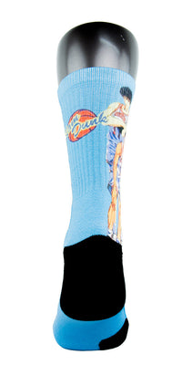 Slam Dunk CES Custom Socks - CustomizeEliteSocks.com - 4