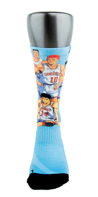 Slam Dunk CES Custom Socks - CustomizeEliteSocks.com - 2