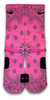 South Beach Bandana Custom Elite Socks - CustomizeEliteSocks.com - 1