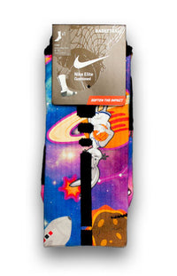 Space Jam Custom Elite Socks - CustomizeEliteSocks.com - 3
