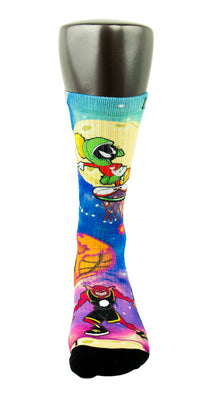 Space Jam CES Custom Socks - CustomizeEliteSocks.com - 2