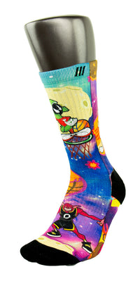 Space Jam CES Custom Socks - CustomizeEliteSocks.com - 5