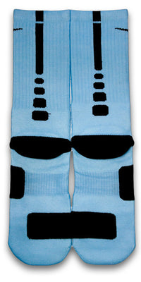 Squirtle Custom Elite Socks - CustomizeEliteSocks.com - 2