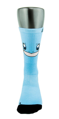 Squirtle CES Custom Socks - CustomizeEliteSocks.com - 2