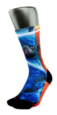 Star Wars VII CES Custom Socks - CustomizeEliteSocks.com - 3